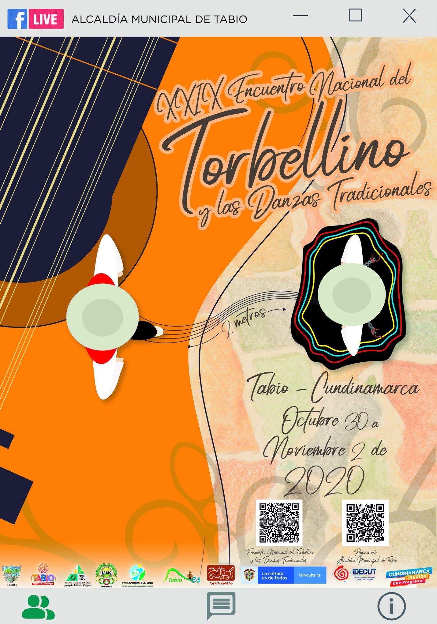 XXlX Encuentro Nacional del Torbellino y Danzas Tradicionales