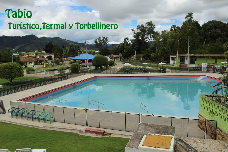 Tabio Turístico, Termal y Torbellinero